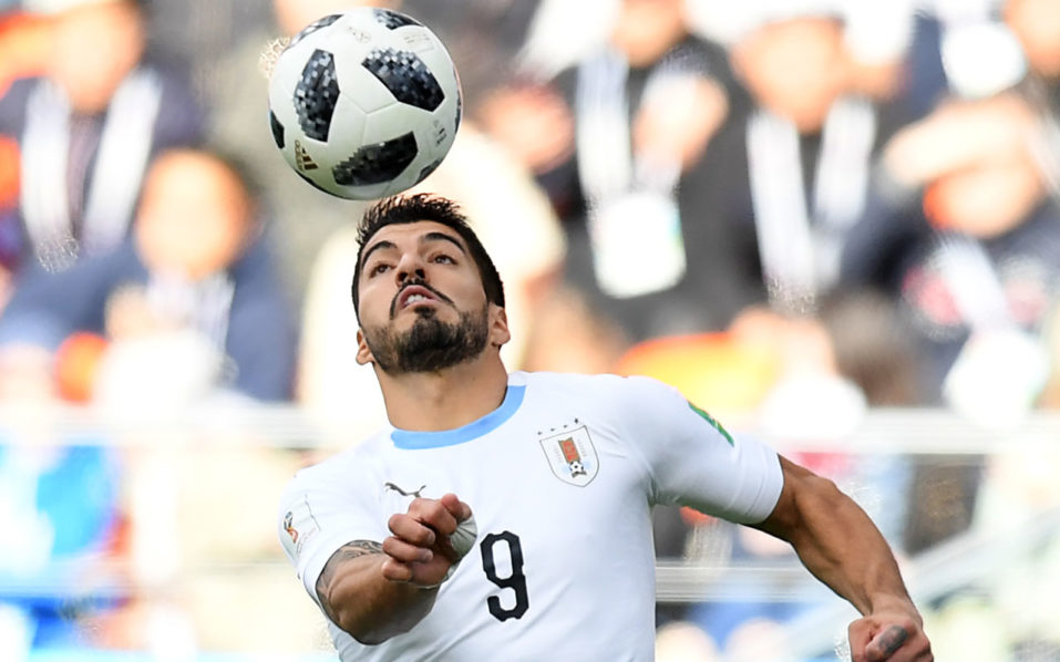 Uruguay striker Luis Suarez seeks FIFA World Cup